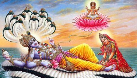 Vishnu Bhagwan Ke Dashavatar