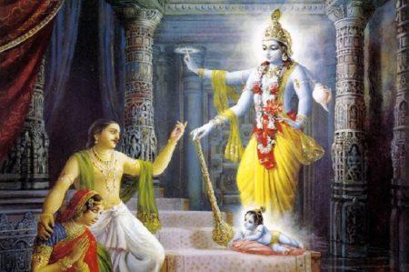 ESSAY ON KRISHNA JANMASHTAMI IN HINDI - श्रीकृष्ण जन्माष्टमी निबंध