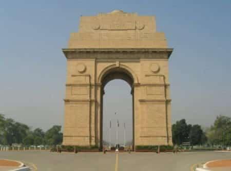इंडिया गेट का सम्पूर्ण इतिहास - About India Gate In Hindi Since 1921