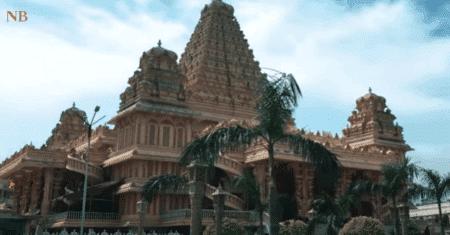 Chattarpur Mandir Delhi In Hindi - छतरपुर मंदिर दिल्ली