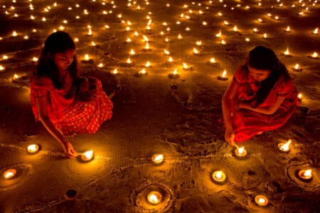 Essay On Festivals Of India In Hindi - भारत के त्योहार