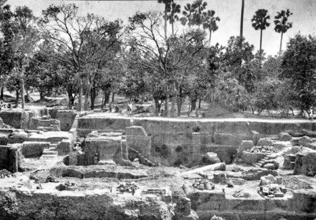 Patliputra History In Hindi - कुम्हरार Patna