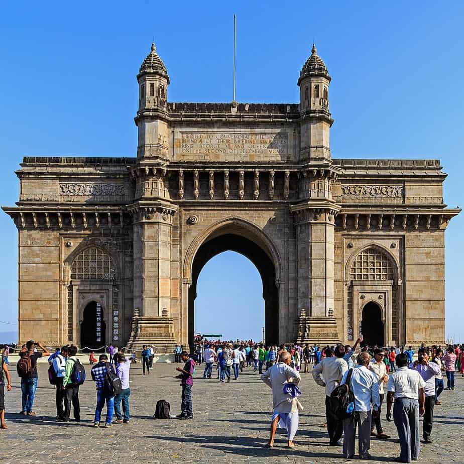 मुम्बई का इतिहास - INFORMATION ABOUT HISTORY OF MUMBAI