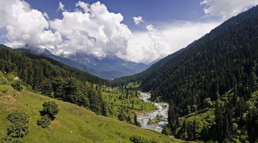 कश्मीर के बारे में जानकारी - INFORMATION ABOUT HISTORY OF KASHMIR IN HINDI